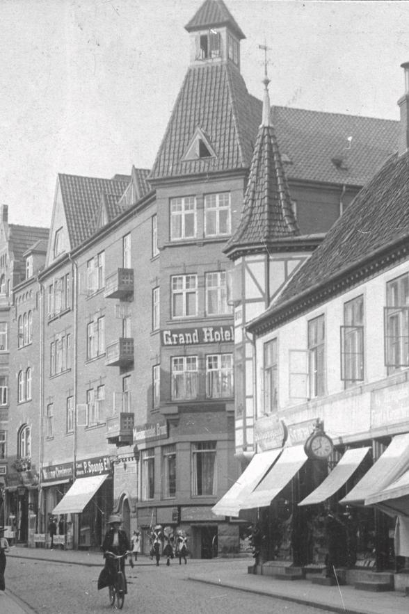 Grand Hotel Vejle 1984