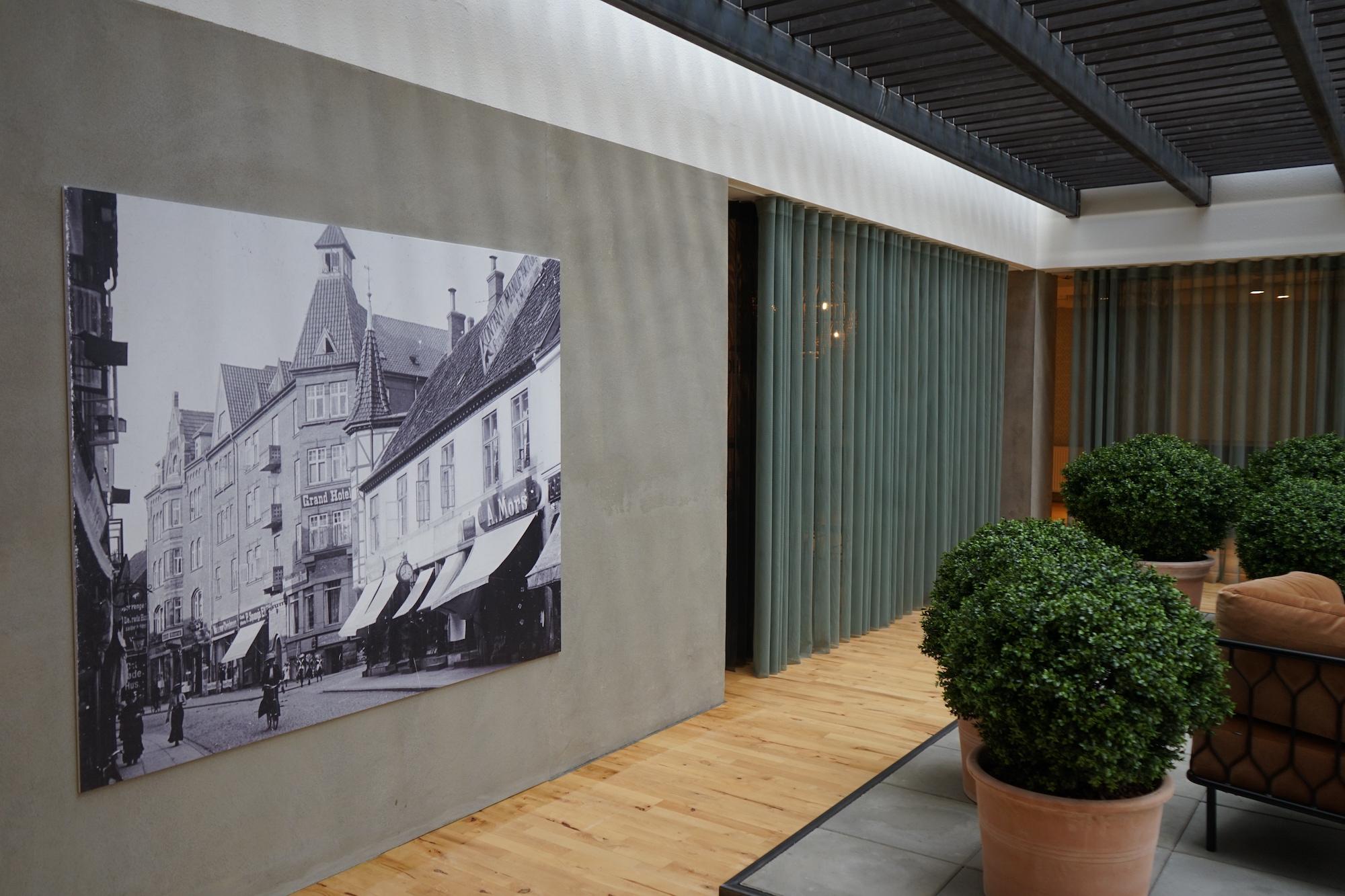 kontakt Grand Hotel Vejle